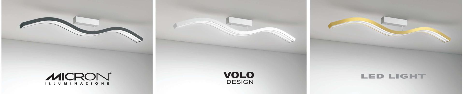 lampadari micron : Illuminazione di design dal 1987 - Micron