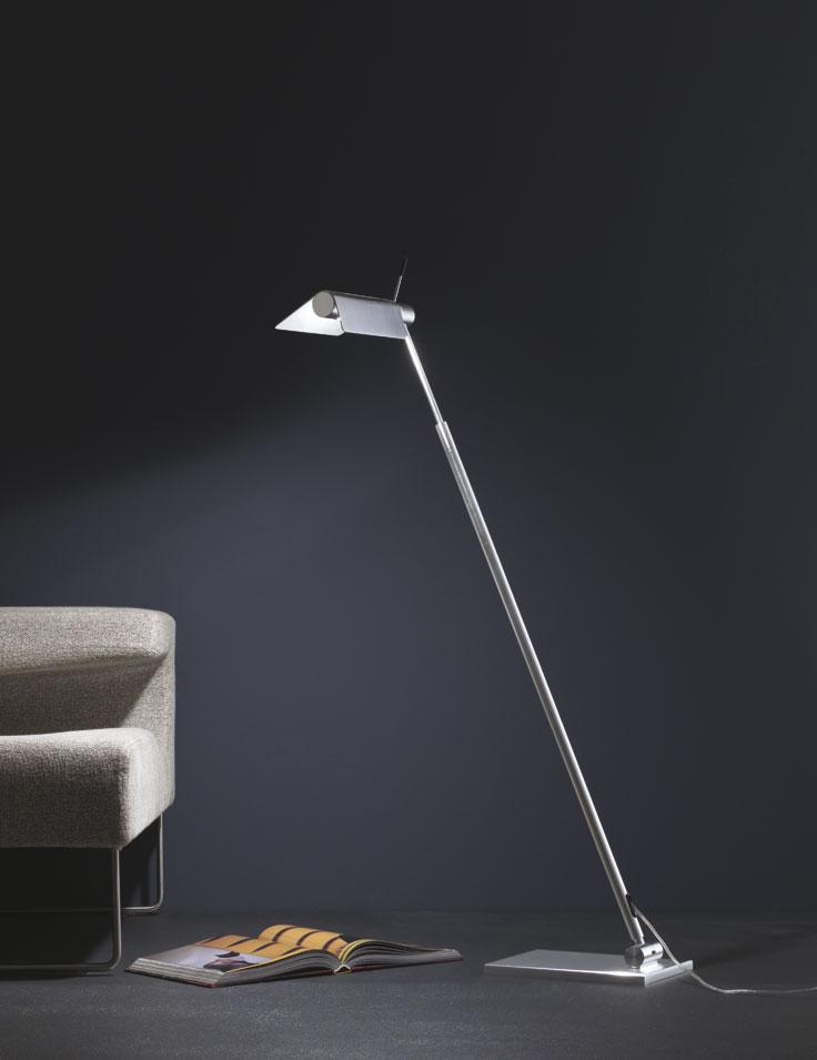 Lampada a led attik illuminazione design - Lampade da terra design outlet ...
