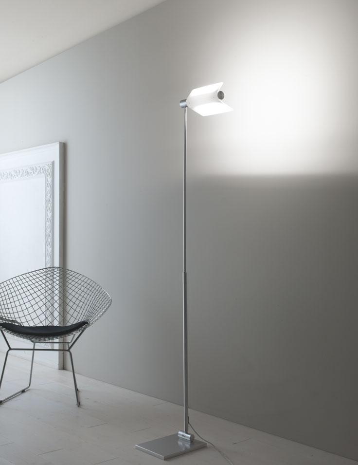 Lampada da terra alogena - Design Attik