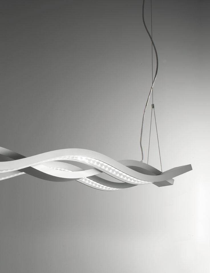 Lampadari a sospensione swing m4633 m4634 - Luci sospensione design ...