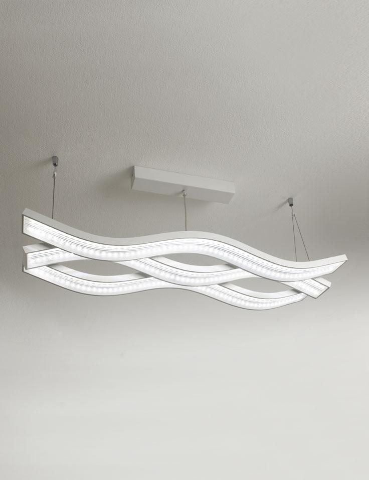 Lampade a sospensione led idea creativa della casa e - Luci sospensione design ...