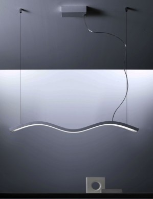 LED pendant lamp Volo A