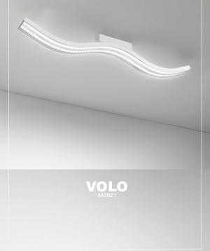 Plafoniera LED Volo S – M8621